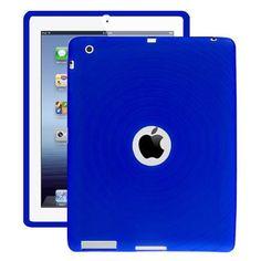 Bombay (Blå) iPad 3 / iPad 4 Cover