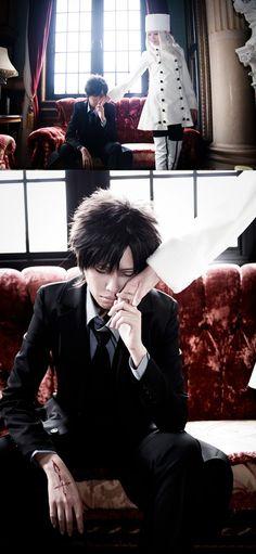 Kiritsugu Emiya (Fate/Zero) by ji31j4g4zj3sm3 - WorldCosplay