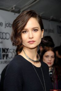 Fantastic Beasts - Porpentina Goldstein (Character) -Katherine Waterston  Born Katherine Boyer Waterston March 3 1980 (age 36) Westminster London England Years active 2004present Height 5 ft 11 in (180 cm) Alma mater Tisch School of the Arts Residence New York City New York U.S. Nationality American Occupation Actress Parent(s) Sam Waterston (father) Lynn Louisa (née Woodruff (mother) Relatives Elisabeth Waterston (sister) Graham Waterston (brother) James Waterston (half-brother)  Katherine…