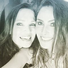 TARJA and SHARON