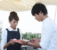 """ep.9 Kento Yamazaki x Mirei Kiritani, J drama """"Sukina hito ga iru koto (A girl & 3 sweethearts)"""", Sep/12/2016"""