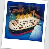 I made this Titanic cake a few years back and it has been the most viewed of all of my posts by far. Also, a few people have asked me for m. Themed Birthday Cakes, Birthday Parties, Birthday Ideas, Titanic Cake, Let Them Eat Cake, Cake Designs, Deserts, Give It To Me, Birthdays