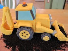digger cake template - digger cake on pinterest excavator cake truck cakes and