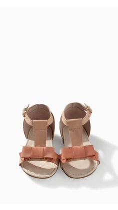 baby girl sandals para Isabella-bodoque