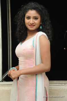 Telugu Actress Vishnu Priya