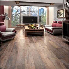Wide Plank Engineered Brushed/Washed/Oiled Alsace White Oak Wood Floor