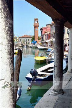 Torre Merlata Murano Italy