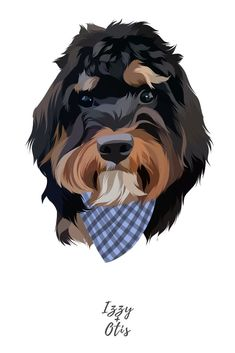 Expert Portraits Created From Your Pet Photos Custom Dog Portraits, Portraits From Photos, Dog Photos, Pet Portraits, Digital Portrait, Portrait Art, Dog Mom Gifts, Dog Illustration, Dog Memorial