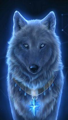 Wolf Wallpaper Iphone Wallpaper Animal Wallpaper Wolves Art Fantasy Wolf Fantasy
