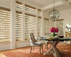Alustra® Pirouette® window shadings PowerRise® 2.1 with Platinum™ Technology