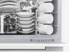 Dishwasher drawer! It uses less water than hand washing!