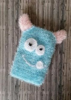Monster Crochet Dolls, Crochet Hats, Beaded Ornaments, Washing Clothes, Diy And Crafts, Bubbles, Teddy Bear, Knitting, Projects