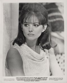 Photo of claudia for fans of Claudia Cardinale 27432322 Claudia Cardinale, Hollywood Icons, Vintage Hollywood, Hollywood Stars, Luchino Visconti, Sergio Leone, Italian Actress, Style Icons, Actresses