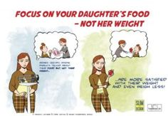 Science Catch-up. What Happens When Parents Comment on Their Daughter's Weight? - The Health Sciences Academy