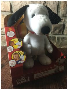 Enter to Win a Happy Dance Snoopy