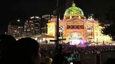How good was Melbourne's White Night?