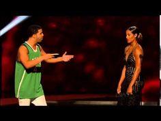 Skylar Diggins and Drake