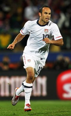 Landon Donovan-One of the greatest US soccer player