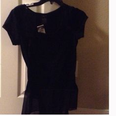 Bundle For @gianicun Black Tee And Heat Protectant  Rue 21 Tops