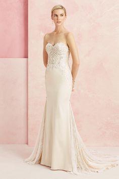 Wedding gown by Beloved by Casablanca.