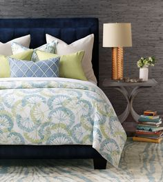 Thom Filicia Luxury Bedding by Eastern Accents - Avery Collection