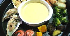 フォンデュ用の鍋やコンロを買わなくてもホットプレートがあれば手軽に楽しめます。話題のレシピ100件超えありがとう♪