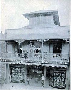 The Trinidad Arcade 1897- later known as Stephens & Todd | Trinidad Guardian - Mobile