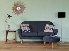 1950's style sofa