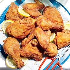Our Favorite Fried Chicken Recipes | Sweet Tea-Brined Fried Chicken | SouthernLiving.com