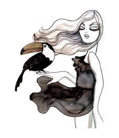 Bird by Cassandra Rhodin