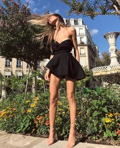 Strapless Dress, My Style, How To Make, Outfits, Instagram, Dresses, Board, Girls, Fashion