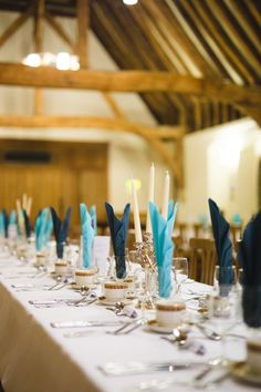 The monastic barn transformed for the Old Eleans Club dinner