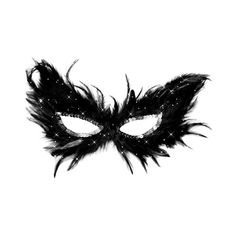 Девушка в ночи 17 ❤ liked on Polyvore featuring masks, accessories and masquerade