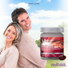 En vez de regalar una crema, te presentamos un nuevo básico de belleza como opción: El Complejo Sueco, ¡contiene poderosos #antioxidantes que previenen el envejecimiento prematuro! #Wellness #OriflameMX
