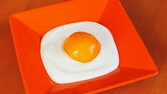 "April Fools! This Fake-Out ""Fried Egg"" is a healthy way to fool the family this April 1."