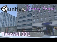 Unity 5 Tutorial For Beginners - How To Build A Visual City - Part 001