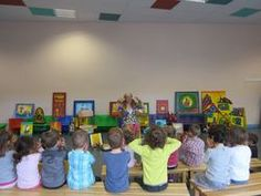 Ecole maternelle Beaucueil