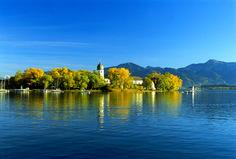 Lac Chiemsee, Bavière