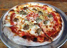 Pizza La Stella, Raleigh - A Modern Rendition of Neaopolitan Pizza Rustica