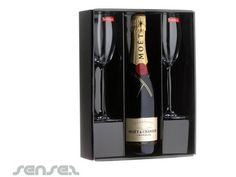Moet & Chandon Champagne Gift Box | Promotional Wedding Gifts | Sense2 Promotional Products & Items | Branded Corporate Gifts