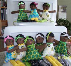 Dolly Donations: 9 Sweet Dolls for Haiti