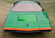 195 Best Car Alfa Romeo Carabo By Bertone 1968 Concept Images On