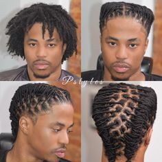 Retwist , style and shape up by Pstyles. To be a walk in at our salon call Travel Dates✈️. Dreadlock Hairstyles For Men, Mens Braids Hairstyles, Twist Hairstyles, Black Hairstyles, Wedding Hairstyles, Mens Dreadlock Styles, Dreads Styles, Men Dread Styles, Hair Twist Styles
