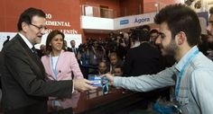 Rajoy anuncia una bajada sucesiva de impuestos en los próximos años