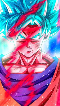 SSJSS Goku - Dragon Ball Super