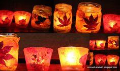sinnvoll erleben - sinnvoller leben: Herbstlichter