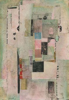 transubstantiation-3 pink and blue series - collage by pvzm / Peter von zur Muehlen http://www.flickr.com/photos/pvzm/sets/528367/
