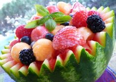 """9 Top-Rated Fruit Salad Recipes I """"Whether you're looking for a side dish or dessert, we've got fruit salad recipes to suit all occasions and seasons."""""""