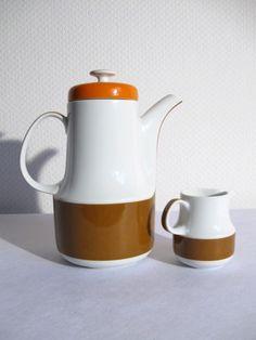 70er Kaffeekanne Schönwald