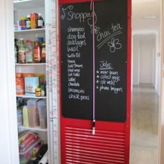 yes! perfect for pantry doors